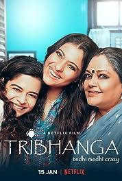 Tribhanga (2021) poster