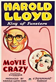 Movie Crazy (1932) Poster - Movie Forum, Cast, Reviews