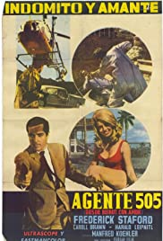 Agent 505 - Todesfalle Beirut Poster