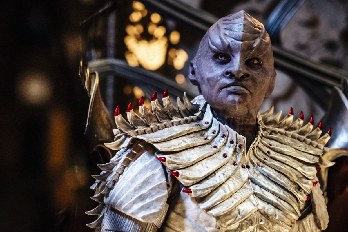 """Star Trek Discovery S1 9, """"Into the Forest I Go"""" (midseason"""