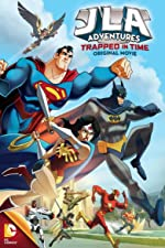 JLA Adventures Trapped in Time(2014)