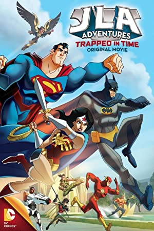 JLA Adventures: Trapped in Time (2014) Download on Vidmate
