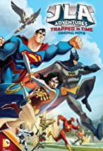 Primary image for JLA Adventures: Trapped in Time
