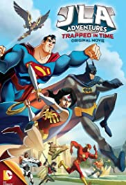 Watch Movie JLA Adventures: Trapped in Time (2014)