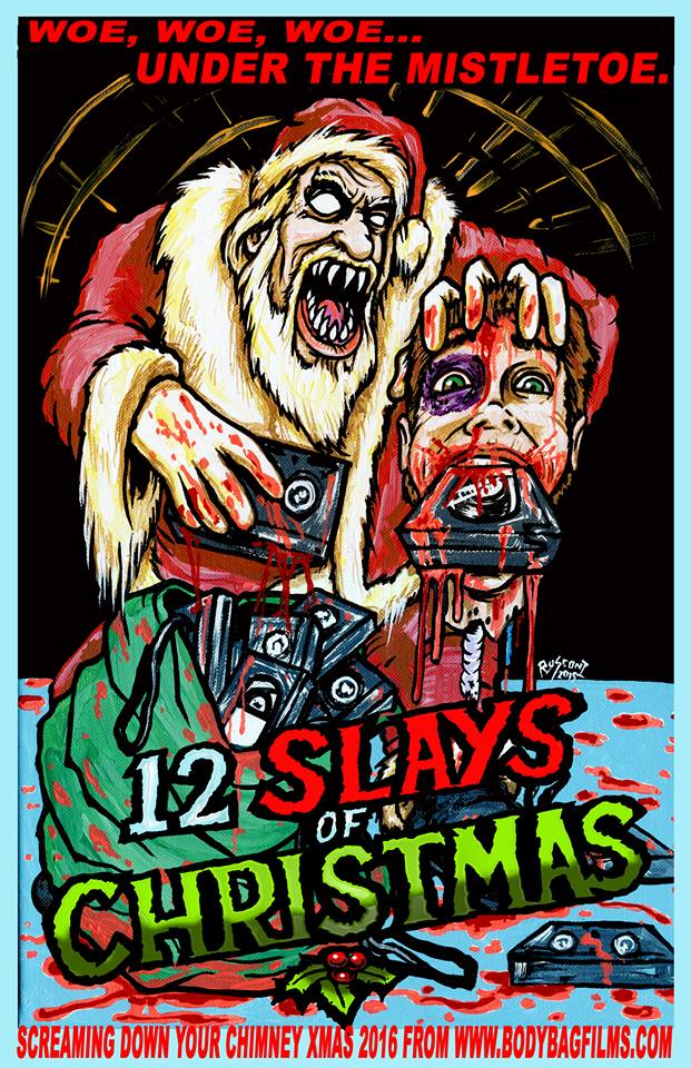 The 12 Slays of Christmas (2016) Full movie online