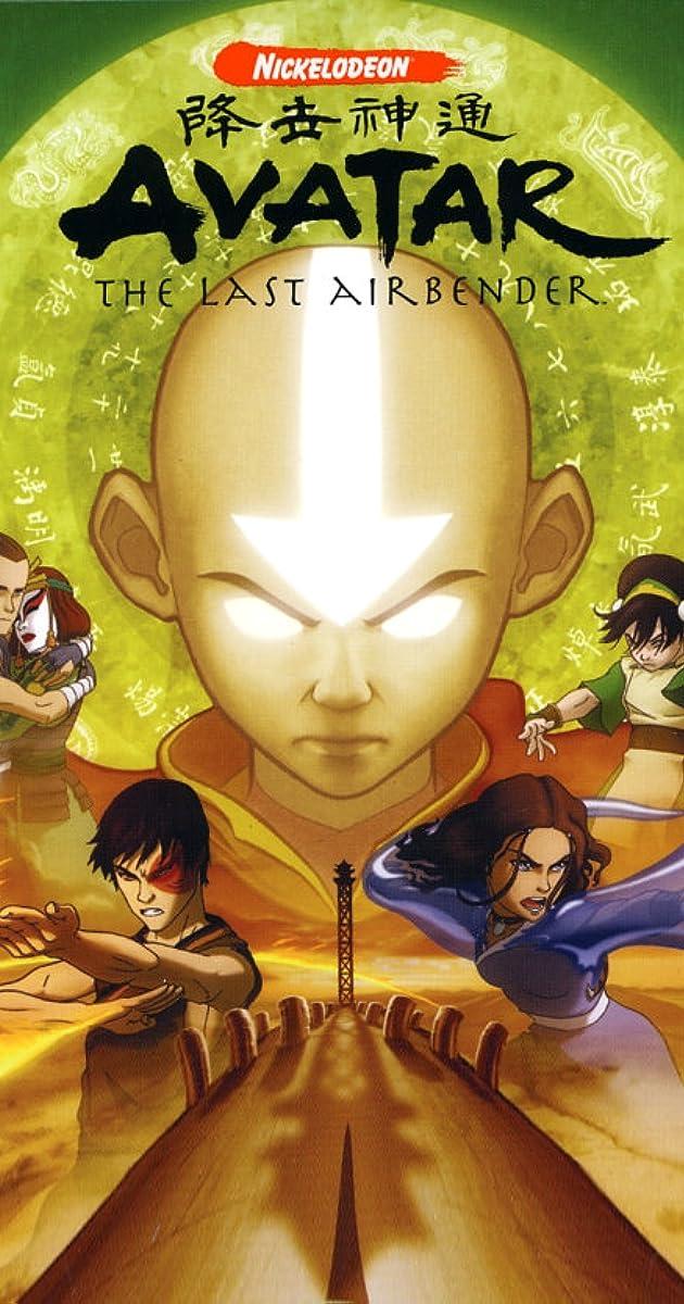 Avatar The Last Airbender TV Series 2003 2008