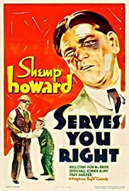 Serves You Right Poster