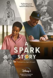 A Spark Story (2021) poster