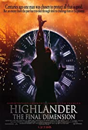 Highlander: The Final Dimension(1994) Poster - Movie Forum, Cast, Reviews