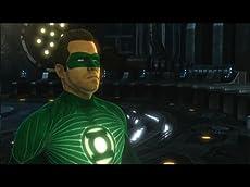 Green Lantern: Rise of the Manhunters (VG)