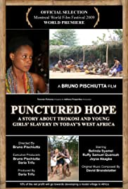 Punctured Hope: A Story About Trokosi and the Young Girls' Slavery in Today's West Africa Poster