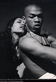 geoffrey holder age