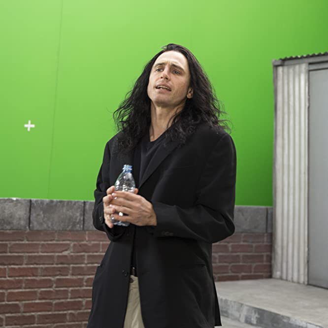 James Franco in The Disaster Artist (2017)