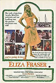 The Rollicking Adventures of Eliza Fraser Poster