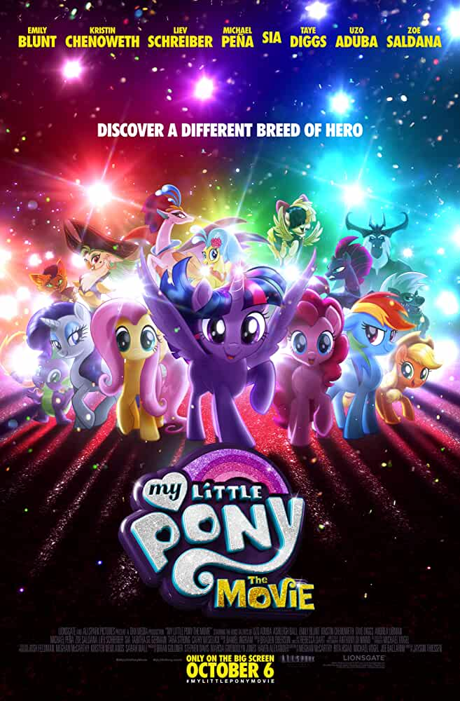 My Little Pony the Movie 2017 English 720p BluRay full movie watch online freee download at movies365.ws