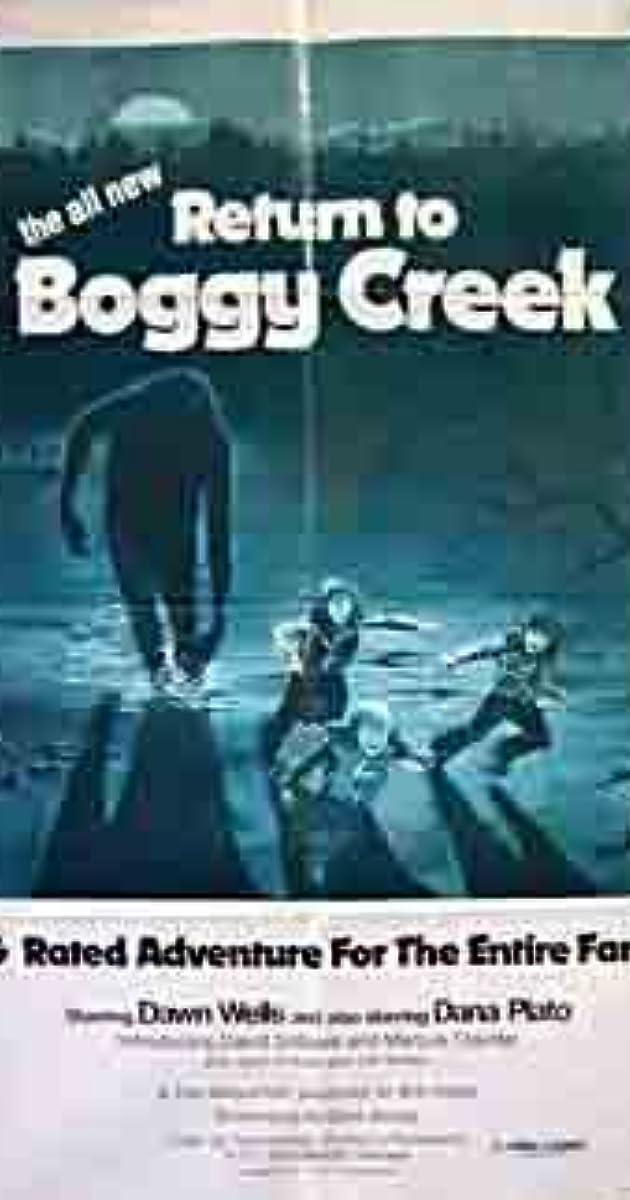 return to boggy creek dvd