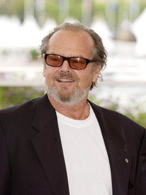Jack Nicholson at an event for About Schmidt (2002)