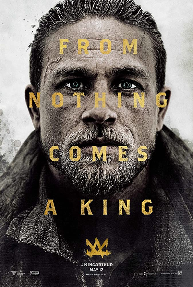 King Arthur: Legend of the Sword Affiche du film