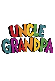 Uncle Grandpa Poster
