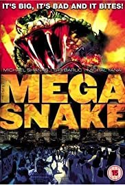 Mega Snake (2007) Poster - Movie Forum, Cast, Reviews
