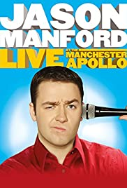 Jason Manford Live at the Manchester Apollo Poster