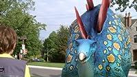 Moody Dino/Stop-Motion Dino