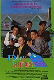 Dead Dudes in the House(1989) Poster - Movie Forum, Cast, Reviews