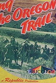 Along the Oregon Trail Poster