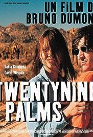 Twentynine Palms(2003) Poster - Movie Forum, Cast, Reviews