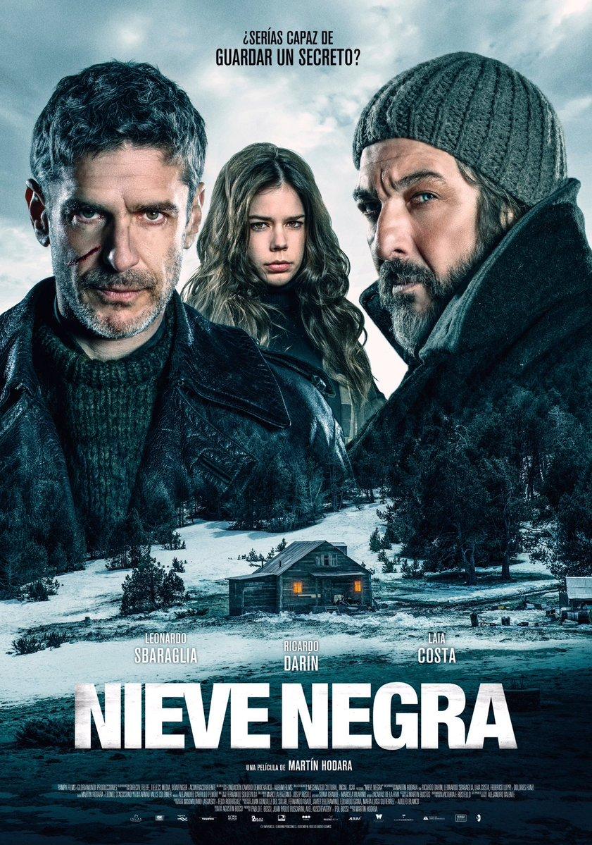 image Nieve negra Watch Full Movie Free Online