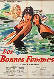 Les Bonnes Femmes (1960) Poster - Movie Forum, Cast, Reviews