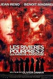 Les rivières pourpres 2 - Les anges de l'apocalypse Poster