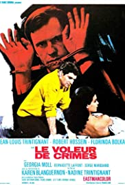 Le voleur de crimes Poster