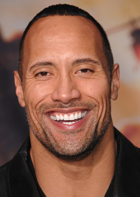 Dwayne Johnson at Race to Witch Mountain (2009)