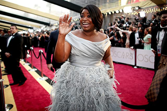 Octavia Spencer at an event for The 89th Annual Academy Awards (2017)
