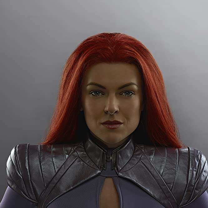 Serinda Swan in Inhumans (2017)