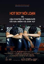Hot Boy Noi Loan va Cau Chuyen ve Thang Cuoi, Co Gai Diem va Con Vit Poster