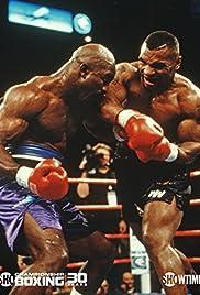Tyson vs Holyfield I Poster