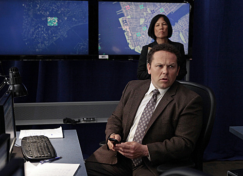 Kevin Chapman in Person of Interest (2011)