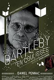 Bartleby en coulisses Poster