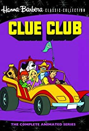 Clue Club Poster