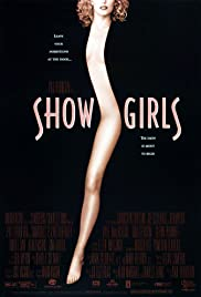 Showgirls (1995) Poster - Movie Forum, Cast, Reviews
