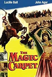 The Magic Carpet Poster