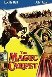 The Magic Carpet(1951) Poster - Movie Forum, Cast, Reviews