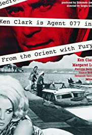 From the Orient with Fury Poster