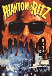 Phantom of the Ritz Poster