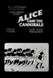 Alice Cans the Cannibals Poster