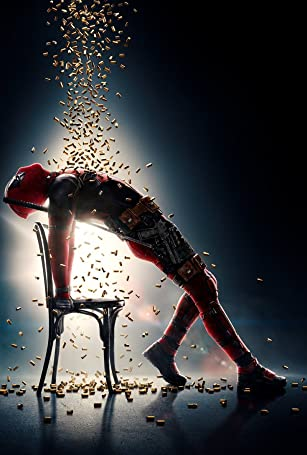 Poster for 'Untitled Deadpool Sequel' (2018)