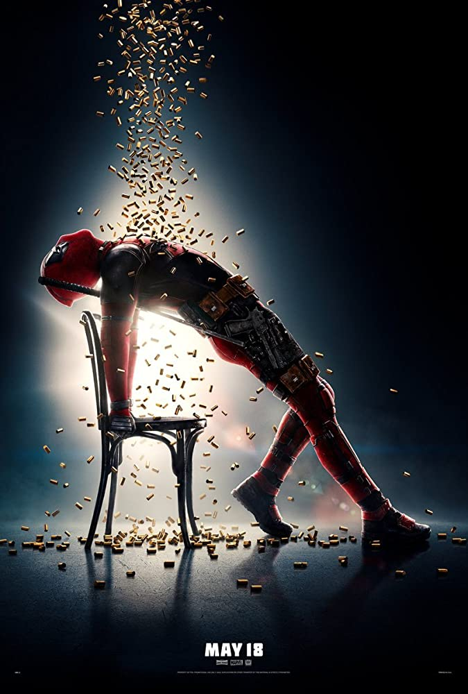 Deadpool 2 (2018) Full Movie Free Online