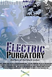 Electric Purgatory: The Fate of the Black Rocker Poster